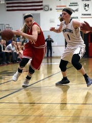 The Marathon girls basketball team finished off a strong