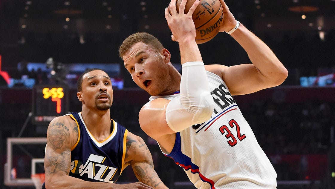 NBA first-round playoff preview: No. 4 Clippers vs. No. 5 Jazz