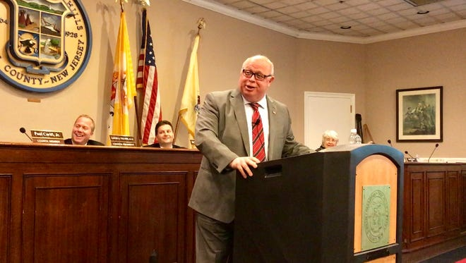 """""""Parsippany's municipal tax rate is not increasing,"""" said Mayor James Barberio introducing the budget on May 8. """"However, that doesn't mean that your total property tax bill will not increase."""""""