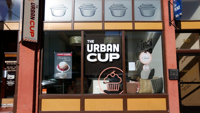 Downtown cupcake shop 'The Urban Cup' at 325 E. Walnut St. announced on social media Tuesday that it will be closing sometime after Valentine's Day.