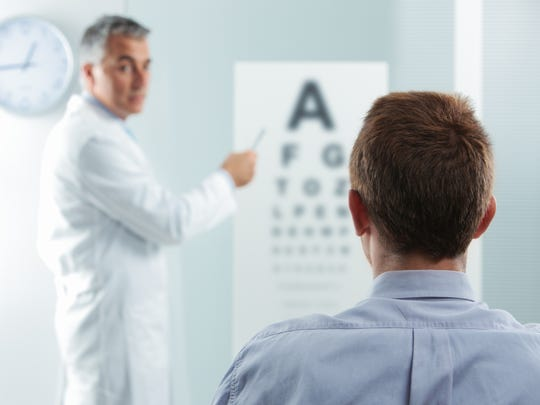 The most commonly-used eye chart was developed by Dutch ophthalmologistHermann Snellen in 1860s.