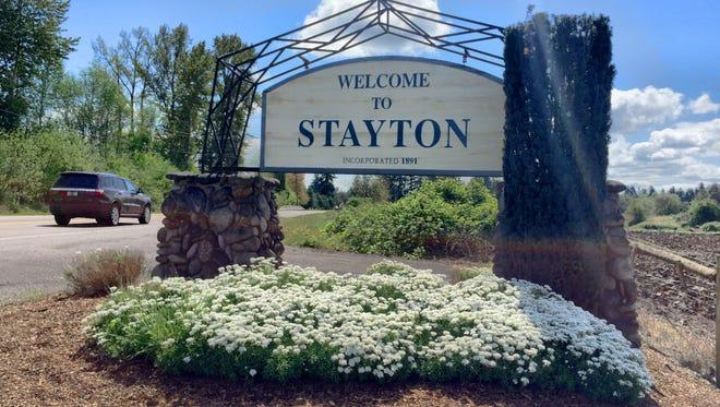 Stayton
