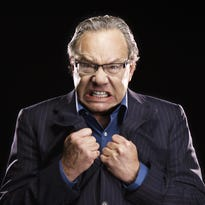 Comedian Lewis Black at UPAC hopes to step back from the 'madness'