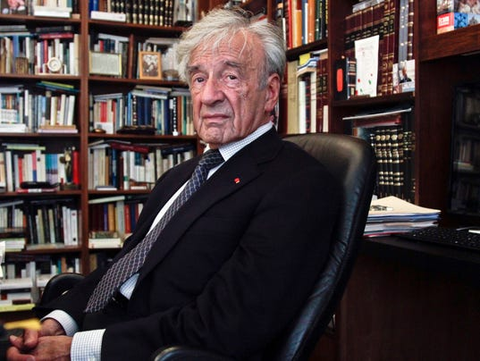night elie wiesel elie once said whoever witnesses atrocit By alexandra johnson special to the christian science monitor new york in the preface to his lates novel, elie wiesel retells the story of the just man who tried to save sodom from destruction.