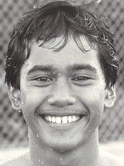 Jose DemetrioSport: Swimming, Manhoben Swim ClubPhoto archive date May 11, 1985.