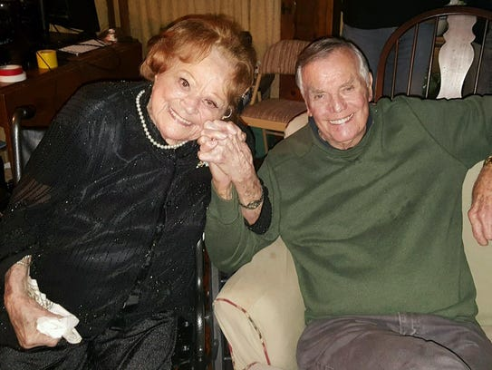 """Rose Marie and Peter Marshall star in """"Wait for Your"""