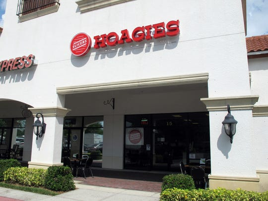 Slicers Hoagies recently opened in Marquesa Plaza on
