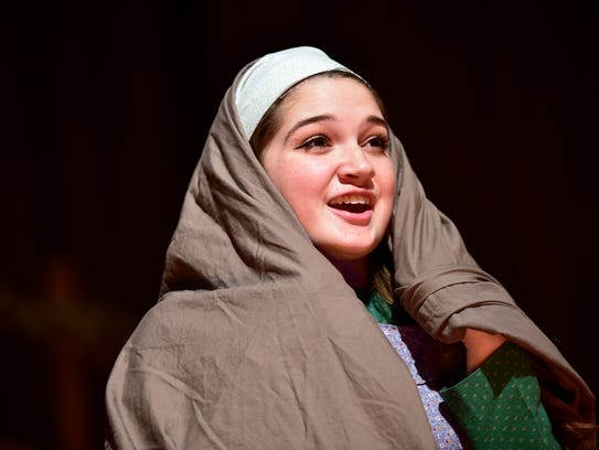 Shippensburg Area Senior High School Drama Club will