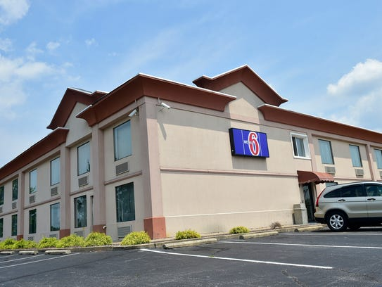 Motel 6, pictured on Thursday, July 20, 2017 is located