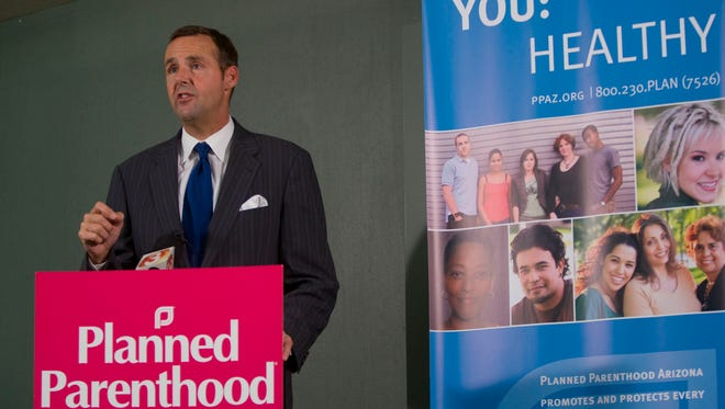 Based on Arizona abortion statistics for 2012, the rules would have forced about 800 women to undergo surgical abortions because they ban drug use after seven weeks, Planned Parenthood Arizona president Bryan Howard said.