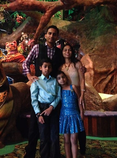Husband and wife Kiran Vedantam and Kiran Bapatla purchased Makutu's Island in Chandler in May and plan to reopen the family fun center in late June. The couple live in Chandler with their son Rushil, 8, and daughter, Ruhee, 6.