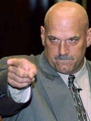 Grappler-turned-statesman: Jesse Ventura of Minnesota