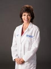 Marla Lander, MD of the Comprehensive Cancer Center
