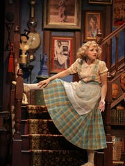 Annaleigh Ashford is nominated for a Tony for her role