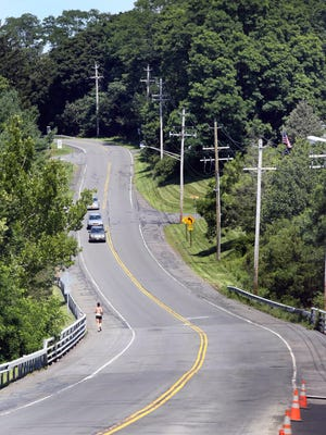 Rockland County is waiting on funding to upgrade Thiells-Mount Ivy Road in Havestraw.  It could be years before that happens.