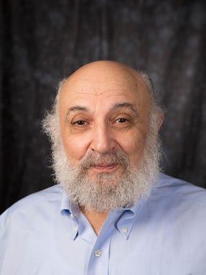 Harold Kasimow, Professor Emeritus of Religious Studies 2013 (photo by Justin Hayworth)