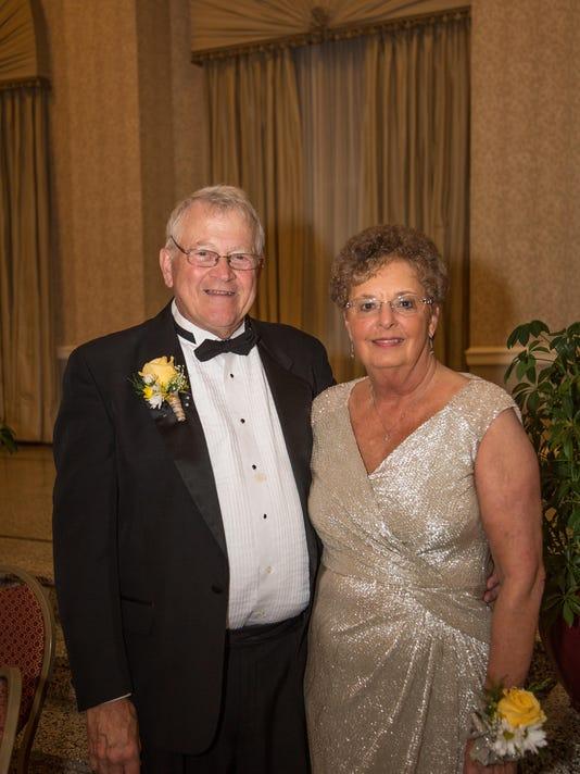 Charles and Melinda Bare