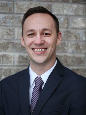 Dustin Ross, director of development, Des Moines Symphony & Academy.