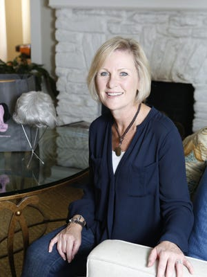 Breast cancer survivor Kate Conn is the co-founder of the Wig Exchange, an organization that has loaned out more than 300 wigs to local breast cancer patients since 2012.