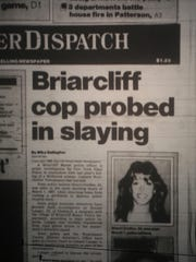 Photo of Sherri Orofino in a December 1988 newspaper clip.