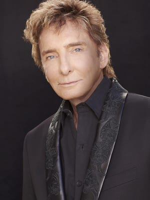 """Barry Manilow will perform his """"Gift Of Love III"""" concerts for local charities this week at the McCallum Theatre."""