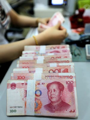 The international monetary fund is expected Monday to add China's currency, the yuan,to an elite global basket.