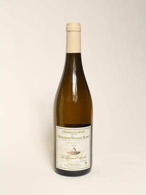 Gerard Charvet Beaujolais Blanc 2014 at The Grape D'Vine in Sparkill.