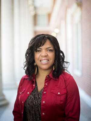 Ebony McGee, Vanderbilt University assistant professor   by : Susan Urmy