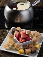 The Melting Pot is now taking reservations for Valentine's Day.