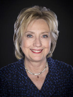 """Democratic presidential candidate Hillary Clinton is the subject of a new production, """"Hillary: A Modern Greek Tragedy with a (Somewhat) Happy Ending."""""""