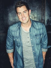 Jeremy Camp performs on Friday at Christian Heritage Church.