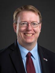 Iowa State Senator Rob Hogg