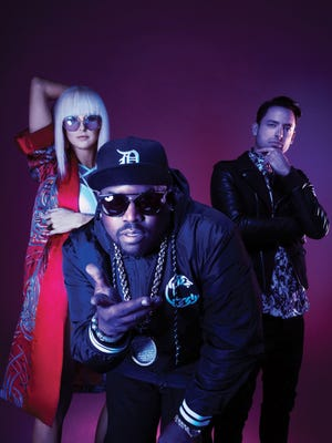Big Grams performs at 2:30 p.m. Friday on the Hangout Music Fest's Surf Stage.