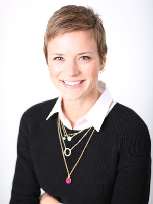 Stacey McDonald, interior designer, the Mansion, an interior design and fine furnishings firm in Des Moines.