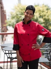 Tootie Morrison, executive chef at Abby Singer Bistro at Robinson Film Center.