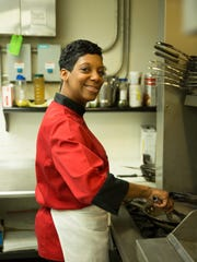 Tootie Morrison, executive chef at Abby Singer's Bistro