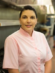 Julie Dupont, of BPCC culinary program