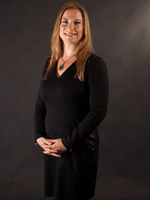 Rebecca Doucet has served as interim director of the Acadiana Symphony Orchestra since Jenny Krueger left last spring to lead the Sun Valley Summer Symphony.