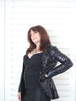 Beth Lapides is photographed in 2016 at the Palm Springs Ace Hotel,  where she'll return Saturday for another night of UnCabaret.