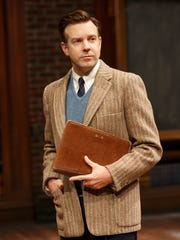 """Jason Sudeikis in """"Dead Poets Society."""""""