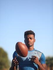 Corey Dalton, a College of the Desert, football player