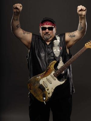 """Popa Chubby: """"I'm really blessed ... to be so prolific. The latest album is always the most exciting."""""""