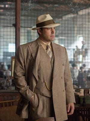 """Ben Affleck writes, directs and stars in """"Live by Night."""""""