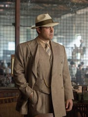 Ben Affleck suits up in period wardrobe for 'Live by