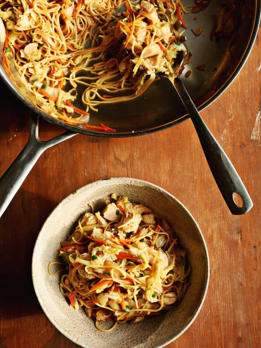 Craving Chinese takeout? Make this easy, stir-fried noodle dish at home
