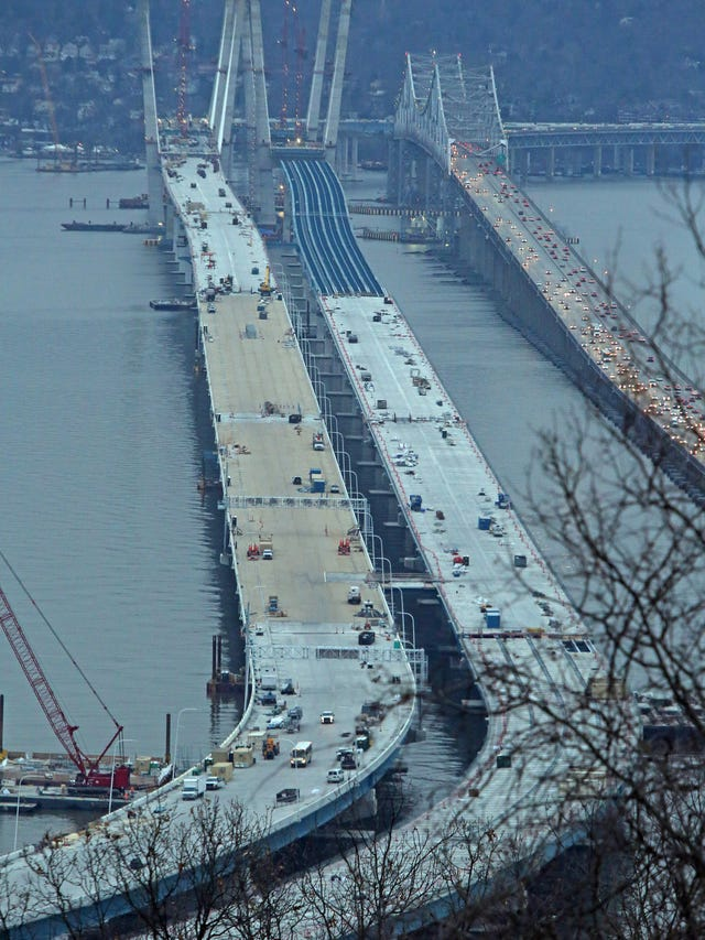 10 things we know (and don't) about the Tappan Zee Bridge