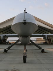 The MQ-1 Predator has taken on a critical role in the fight against the Islamic State terror group, with U.S. Air Force crews flying the unmanned aircraft virtually around the clock in the region.