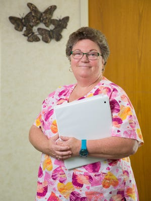 Luanne Hope is a nurse at e of HeHospice of Health First, 200 N. Courtenay Parkway, Merritt Island  Education: Keiser University, Associate of Science in Medical Assisting; Associate of Science in Registered Nursing, Eastern Florida State College  Professional background: I worked at Bell South for 23 years before returning to school. I started with Health First in 1997 as a Labor and Delivery Certified Nursing Assistant while attending nursing school. I was trained on the job as a scrub tech during C-sections. I began my nursing career in Labor and Delivery in 2001 and loved that until coming to hospice in 2010.  Contact: 321-434-1744