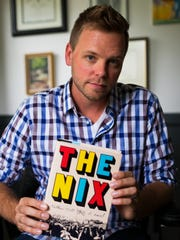 "Naples resident Nathan Hill and his debut novel ""The"