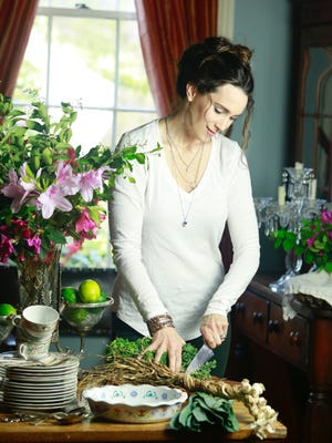 """Southern chef Stacy Lyn Harris of Pike Road is the bestselling author of three books , founder of the popular Game and Garden blog, and co-host of """"The Sporting Chef"""" on The Sportsman's Channel."""